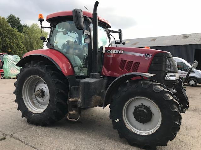 Case IH Puma 160 CVX - Pontesbury Tractors Ltd. f884a81d52e
